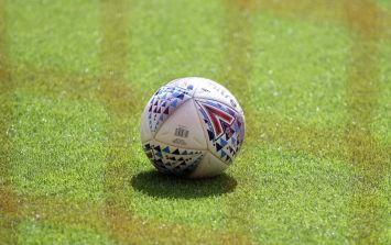 Six professional footballers failed tests for recreational drugs last season