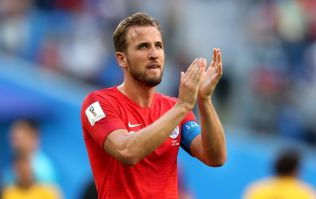 Harry Kane announces birth of second child