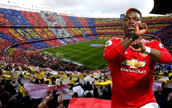"""Barcelona prepared to take """"Coutinho approach"""" with pursuit of Paul Pogba"""