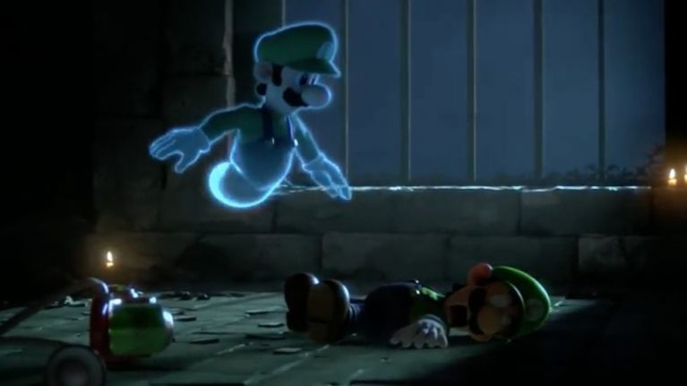 Nintendo has 'killed' Luigi, and it has not gone down well at all