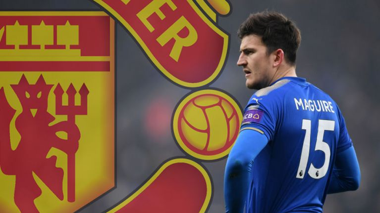 Harry Maguire to Man United could be back on as Leicester close in on new defenders