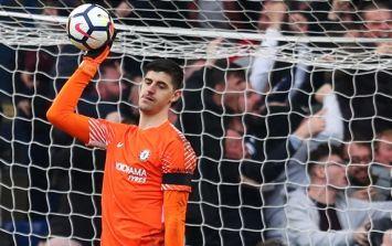 Thibaut Courtois quickly deletes message to Chelsea fans after Real Madrid move is confirmed