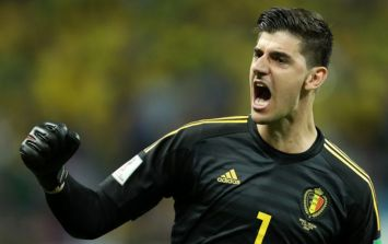 Atletico Madrid fans remind Thibaut Courtois of his old comments about Real Madrid