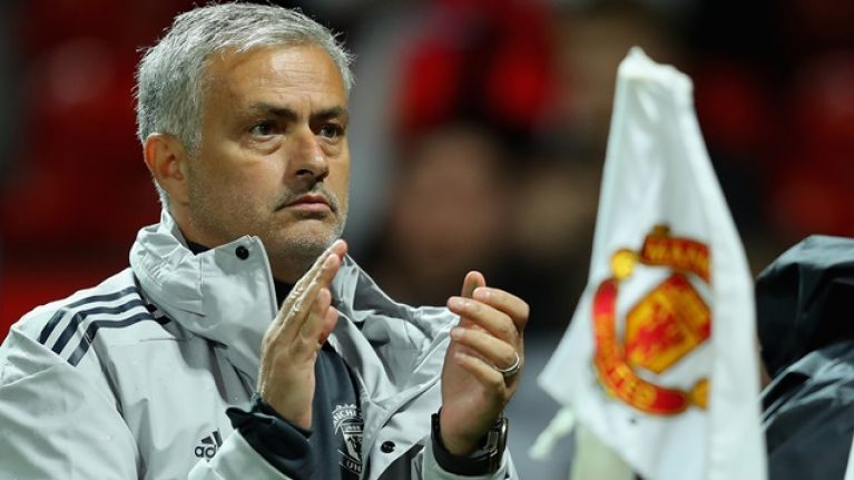 Jose Mourinho has some bad news for Man United fans hoping for deadline day action
