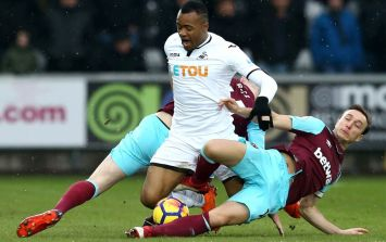 Jordan Ayew's recent record will be worrying reading for Crystal Palace fans