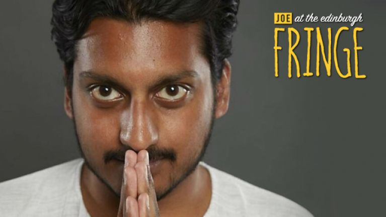FRINGE 2018: Why you need to see... Ahir Shah