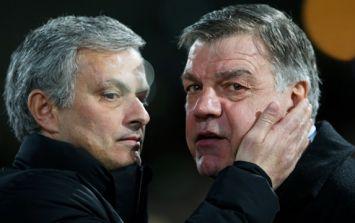 Few will agree with Sam Allardyce's deadline day advice for Jose Mourinho