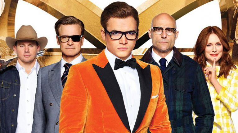 Kingsman 3 to start filming January 2019, with two new stars