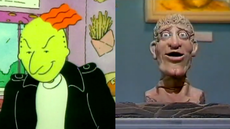 QUIZ: Can you remember the names of these minor TV characters from the 90s?