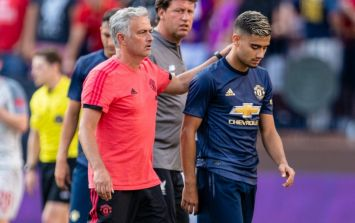 BREAKING: Andreas Pereira starts for Manchester United against Leicester City