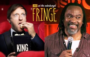 FRINGE 2018: Why you need to see... Andrew Maxwell and Reginald D Hunter