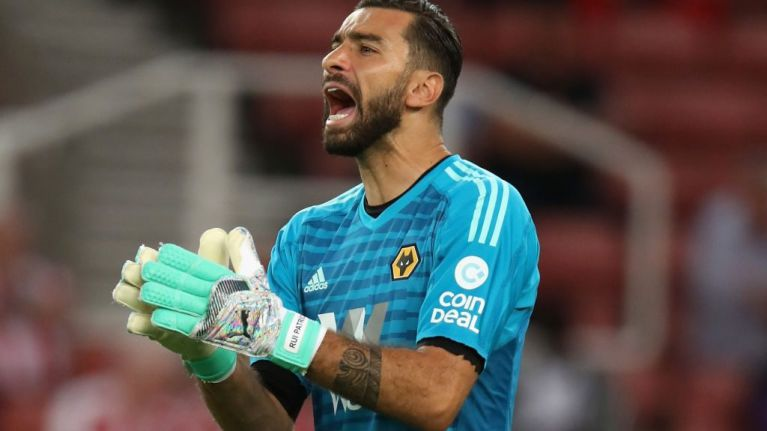 Wolves goalkeeper Rui Patricio takes number 11 shirt in mark of respect for Carl Ikeme
