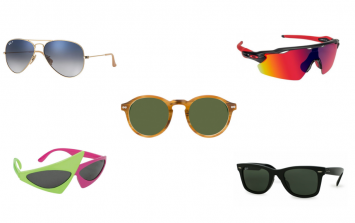 What your sunglasses say about you as a person