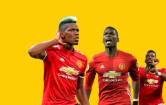 Paul Pogba silences critics with commanding performance for Manchester United