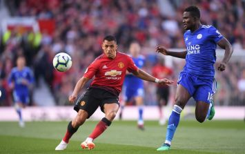 Alexis Sanchez lost possession more than any other player against Leicester