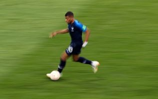Manchester United made an approach for Kylian Mbappe over the summer