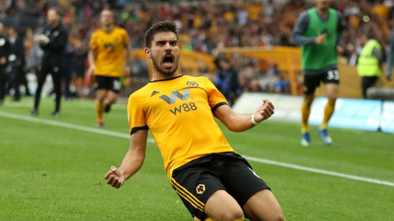 Image result for ruben neves free kick