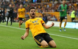 Everton will feel a sense of injustice over Ruben Neves' free-kick