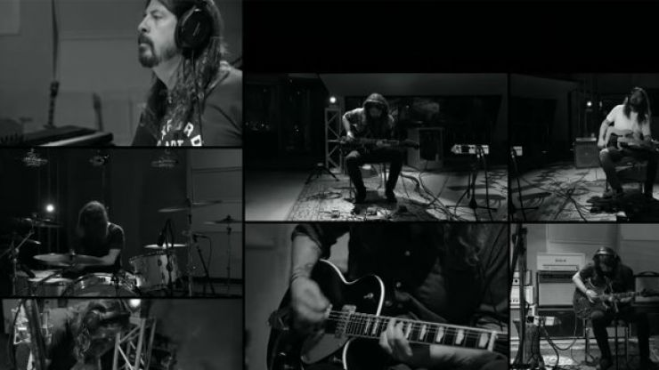 Dave Grohl has a brand new documentary featuring his most ambitious song to date