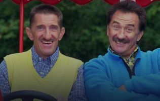 """Rotherham fans chant """"To me, to you"""" in tribute to Barry Chuckle"""