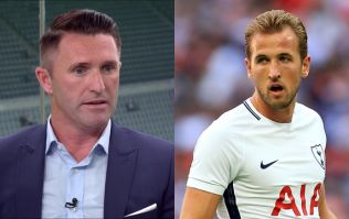 Robbie Keane joked on Sky Sports about how Harry Kane cleaned his boots at Spurs