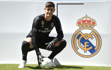 Atletico Madrid fans vandalise Thibaut Courtois' plaque at stadium after his move to Real Madrid