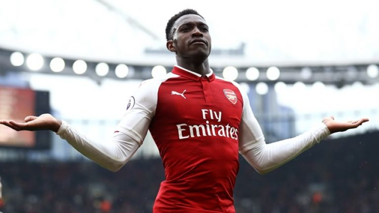 Danny Welbeck could be set to play in unexpected new position for Arsenal this season