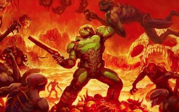 WATCH: The new Doom game goes bigger in just about every gory way possible