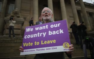 Over 100 constituencies that backed Brexit now want to remain in the EU