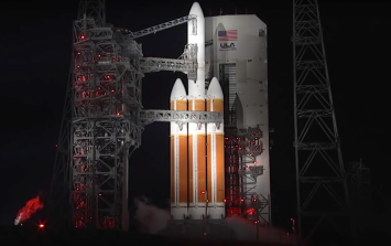 Nasa successfully launch spacecraft that will 'touch the sun'