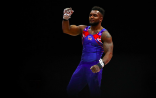 Why are gymnasts so jacked? Their training says it all