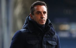 Gary Neville rightly hits out at completely ridiculous claim from Twitter troll