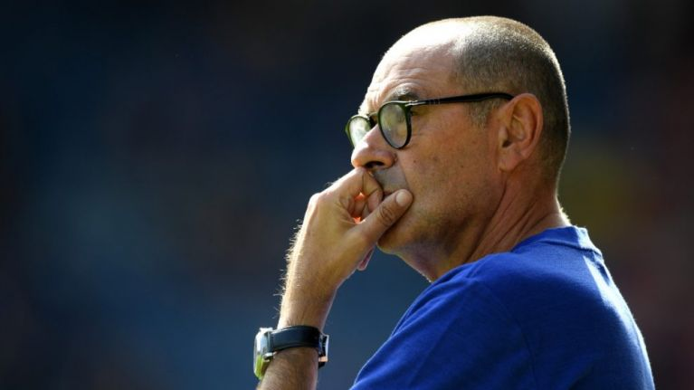 Chelsea to give Maurizio Sarri a smoking area to appease his 80-a-day addiction