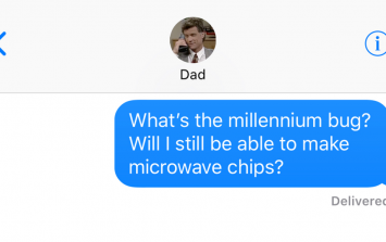 18 dorky texts we all would've sent in the 90s if we could