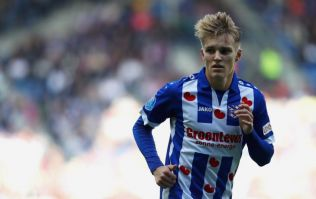 Martin Ødegaard nears Championship move after being left out of Super Cup squad