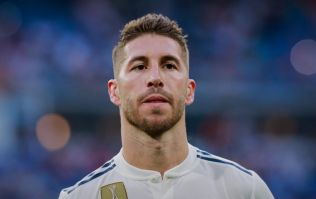 Sergio Ramos takes aim at Jurgen Klopp's finals record during pre-match press conference
