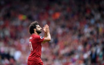 'Ignore the haters' – Mo Salah posts first tweet since being referred to police by Liverpool