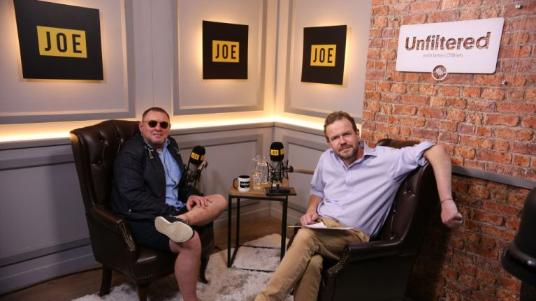 Unfiltered with James O'Brien   Episode 43: Shaun Ryder