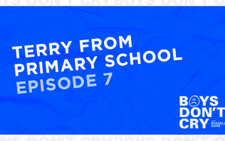 Terry from Primary School | Boys Don't Cry with Russell Kane - Episode 7