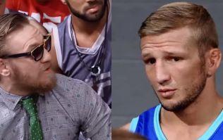 Why TJ Dillashaw foresees Conor McGregor beating Khabib Nurmagomedov