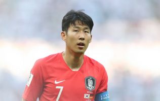 Son Heung-min hoping to avoid nearly two years of military service with Asian Cup win