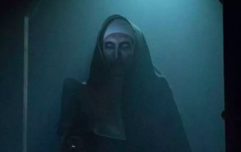 The Nun ad has been pulled by YouTube for being too scary