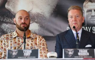 Frank Warren hits out at The Sun for Tyson Fury headline