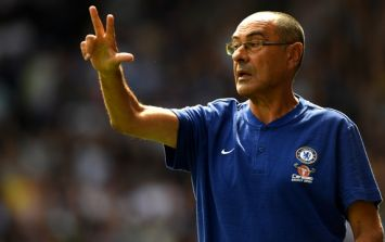 Maurizio Sarri has loosened two rules that Antonio Conte implemented at Chelsea