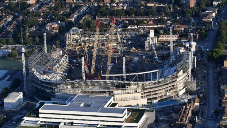 Tottenham Hotspur apologise and issue refund to fans after stadium delay