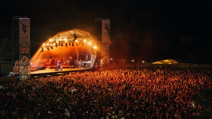 Top 5 performances at this year's Standon Calling festival