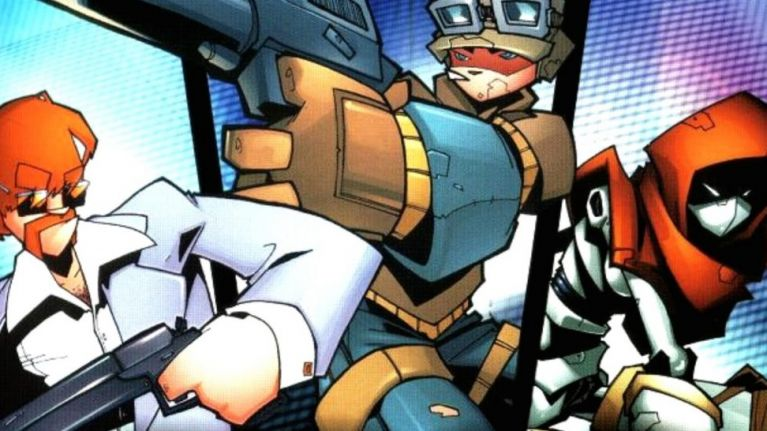 It looks like a new TimeSplitters game could be on the way