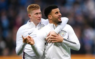 Kyle Walker insists Manchester City will cope without Kevin De Bruyne