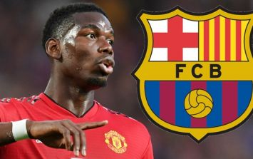 Paul Pogba's agent 'agrees personal terms' for his player with Barcelona