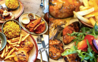 Nando's is giving away free chicken to A-level students today